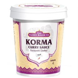 Korma Curry Sauce | Curry Sauce Co | Buy Online | UK